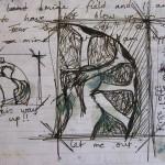 Sketch for 'Resistance', 2003