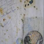 Sketch for 'Sanctuary', 2003.